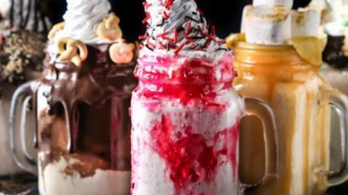 Milk N' Sugar Freak Shake 1