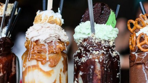 Milk N' Sugar Freak Shake 12