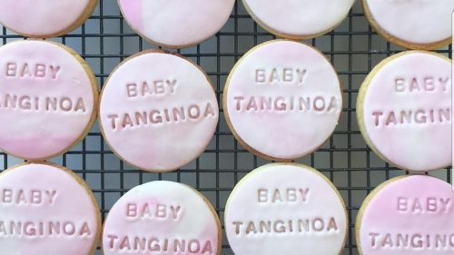 Milk N' Sugar - Personalised Cookies